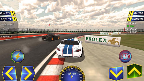 R.A.C.E.R. Screenshot