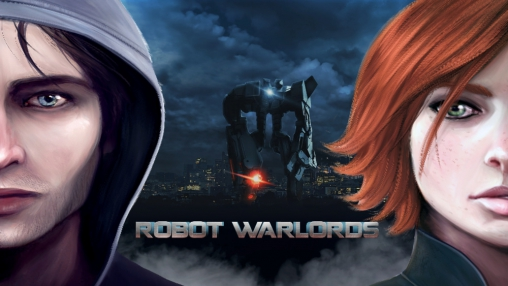 Robot warlords for iPhone