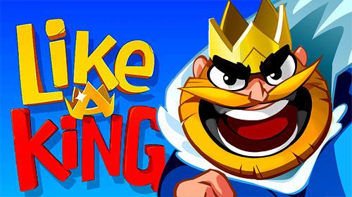 Like a king: Tower defence royale TD screenshot 1