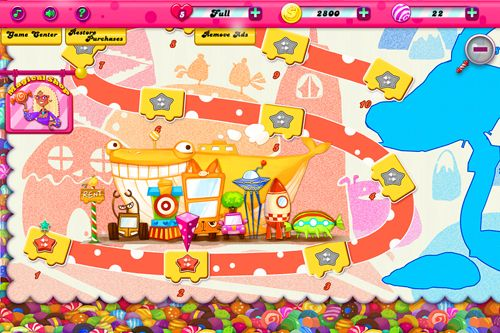 Arcade: download Amazing candy mania to your phone