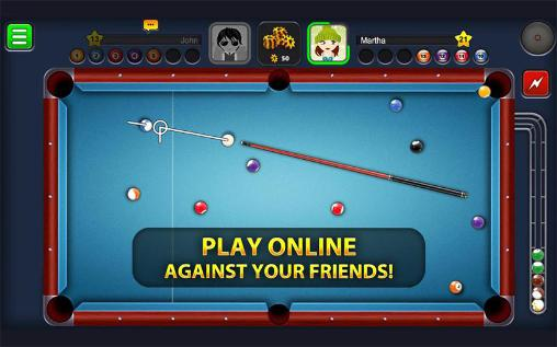 Play 8 ball: Board pool für Android