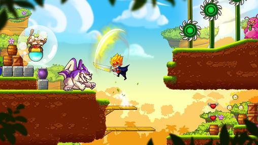 Dragon world adventures für Android