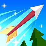 Flying arrow by Voodoo Symbol