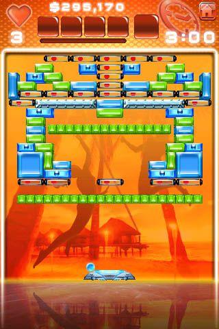 Arcade-Spiele: Lade Block Brecher: Deluxe 2 auf dein Handy herunter