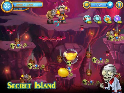 Miner island скріншот 1