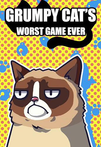 logo Grumpy Cat's: The Worst Game Ever