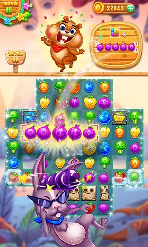 3 Gewinnt-Spiele Farm harvest 2 auf Deutsch