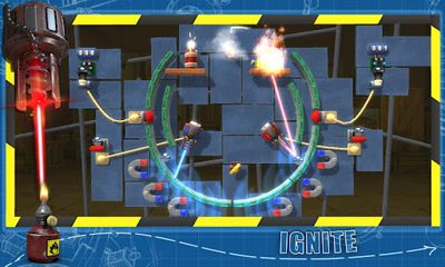 Crazy Machines GoldenGears THD for Android