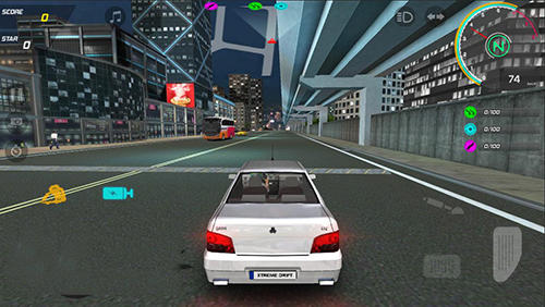 Android spiel Xtreme drift 2