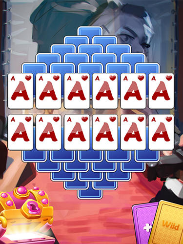 Solitaire: Lucky star für Android