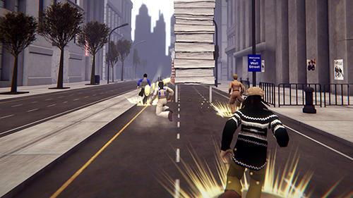 Bullyparade: Der spiel para Android