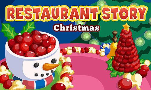 Restaurant story: Christmas Screenshot