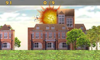 Trash the school captura de pantalla 1