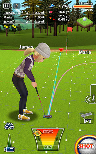 Golf days: Excite resort tour для Android