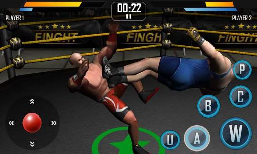 Real wrestling 3D auf Deutsch