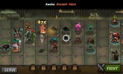 Forge of gods für Android