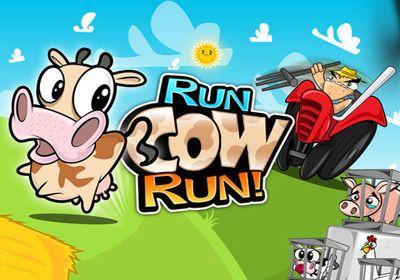 logo Corre, vaca, corre