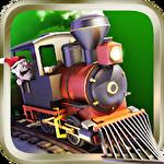 Train Crisis Christmas Symbol