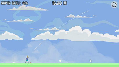 Arcade-Spiele: Lade Stabhochsprung Meister 2 auf dein Handy herunter