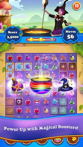 Magic puzzle: Match 3 game für Android