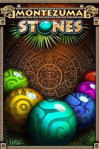 logo Les pierres de Montezuma