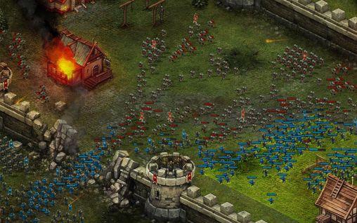 Estrategia en línea Throne rush en español