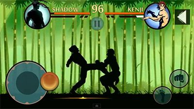 Shadow fight 2 auf Deutsch