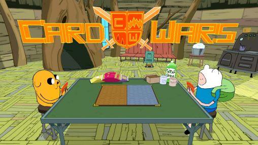 Card wars: Adventure time screenshots
