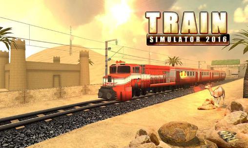 Train simulator 2016 Screenshot