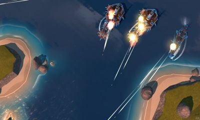 Strategie Leviathan Warships für das Smartphone