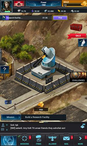 Mobile strike für Android