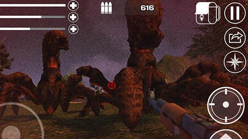 Apocalypse radiation island 3D für Android