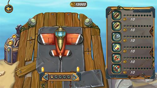 Arcade-Spiele Air battle für das Smartphone