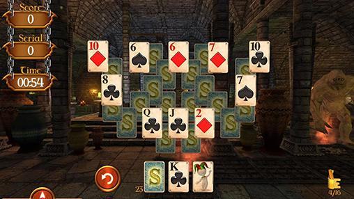 Solitaire dungeon escape 2 für Android