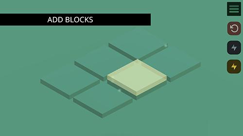 Logik Blocks: Strategy board game für das Smartphone