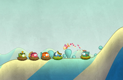 Arcade: download Tiny Wings for your phone