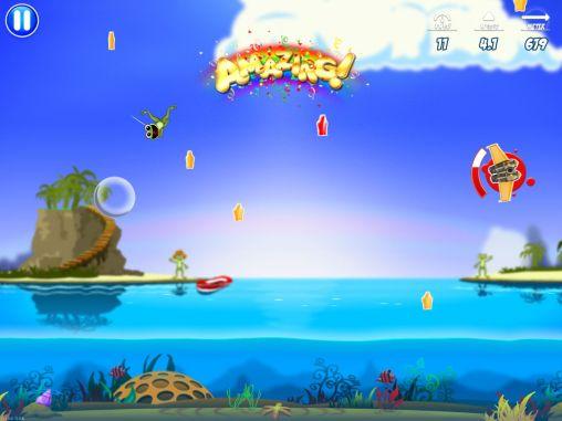 Arcades Froggy splash 2 pour smartphone