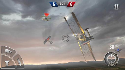 Simulator-Spiele Ace academy: Black flight für das Smartphone