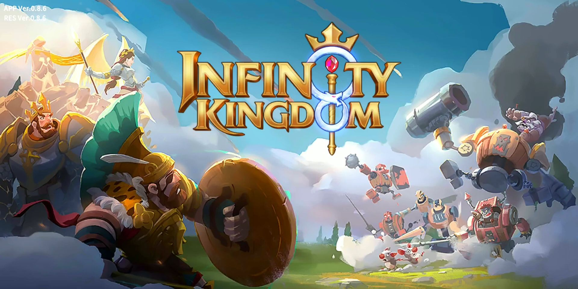 Infinity Kingdom screenshot 1