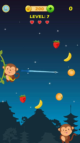 Fruit hit : Fruit splash screenshot 3