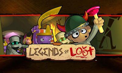 Legends of Loot screenshots