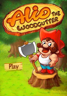 logo Alio der Holzfäller