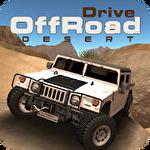 Desert off road icon