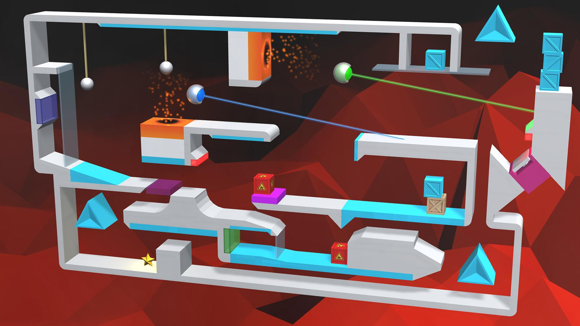 LASERBREAK 3 - Physics Puzzle for Android