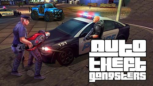 Auto theft gangsterscapturas de pantalla