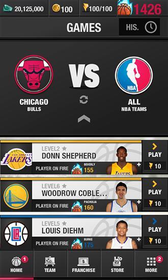 Android用 NBA ジェネラル・マネージャー 2016