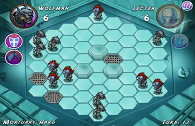 Zombie Quest: Mastermind the Hexes! in English