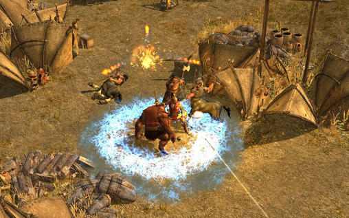 Titan quest capture d'écran 3