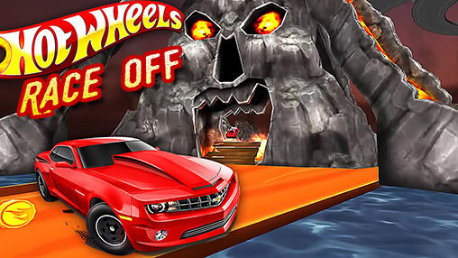 Hot wheels: Race off captura de tela 1