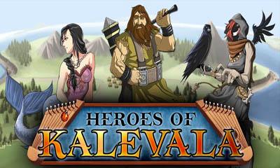 Heroes of Kalevalacapturas de pantalla